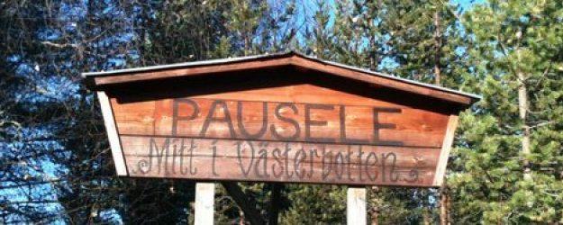 Pausele – Mitt i Västerbotten